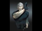 Bryan fury Tekken 3 Emerald Weapon