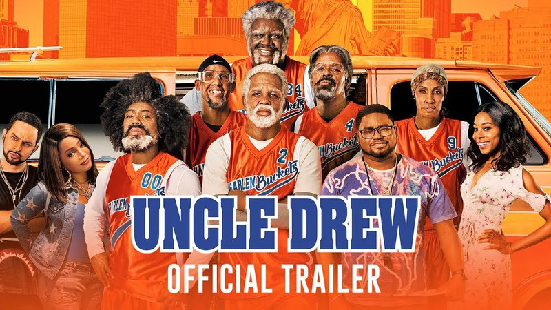 Дядя Дрю / Uncle Drew 2018 Official Trailer