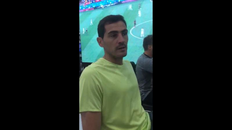 Iker Casillas DesdeRusiaConCasillas episodio 11 facebook 27 06 2018