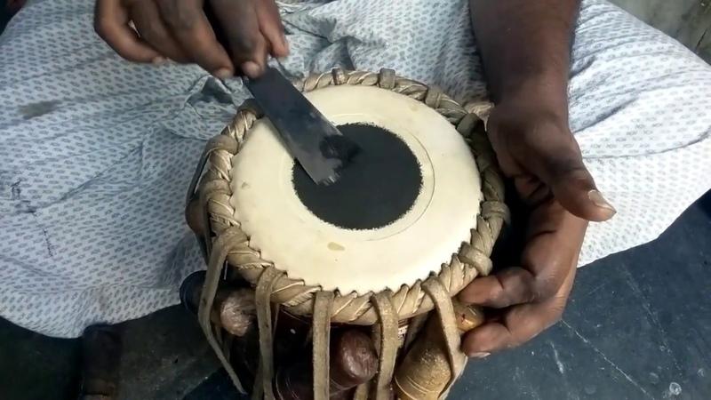 Tabla Making in Kolkata