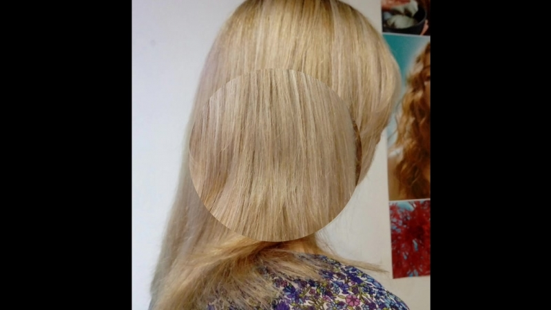 окрашивание блонд технолог колорист Адаменко Оксана💖