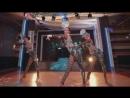 Шоу балет Лунные пантеры Голубая лагуна