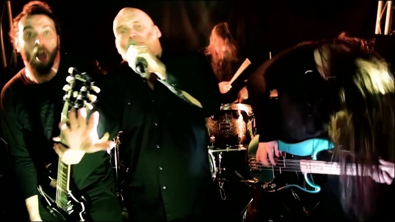 Blaze Bayley Prayers of Light With Chris Jericho - Fozzy Luke Appleton - Iced Earth, Absolva