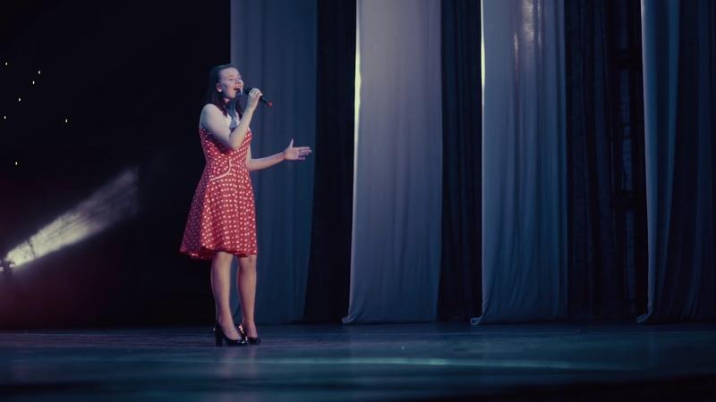 AkumaFest 2019 \ Триша Дайсон с песней Teen Beach Movie-Falling For Ya
