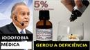 Te Falaram sobre LUGOL mas não te falaram sobre isso Com Dr Lair Ribeiro Vídeo sobre IODO
