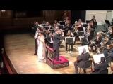 Anna Netrebko and Yusif Eyvazov sing Già nella notte densa by Puccini from Otello