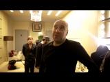 Дело было в Минске или о чём говорят мужчины backstage!