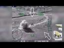 Syria Mi 28N hunter destroys column