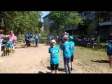 В день защиты детей наши доблестные #пожарные провели в детском доме №1 Биробиджана доброе спортивное мероприятие