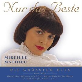 Mireille Mathieu альбом Nur das Beste - Die größten Hits
