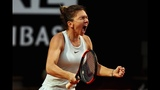 Shot of the Month May 2018, Simona Halep