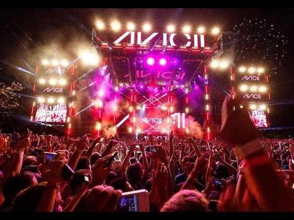 Avicii Live @ Ultra Music Festival 2013