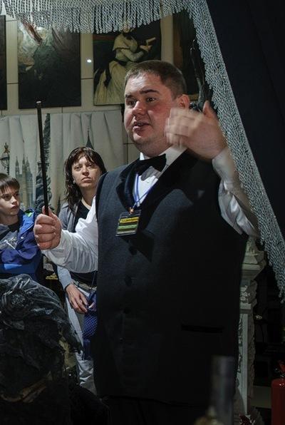 Михаил Питателев