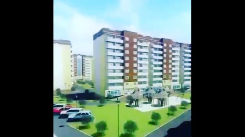 «Қарлығаш» тұрғын үй кешені