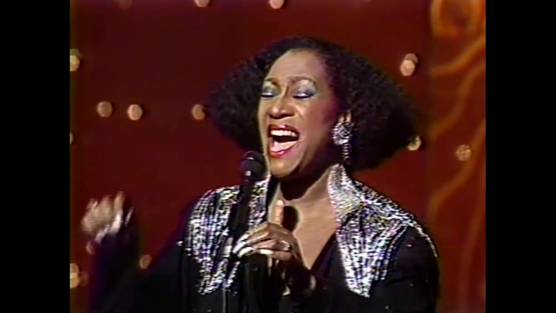Patti LaBelle Somewhere over the rainbow(live 1984)