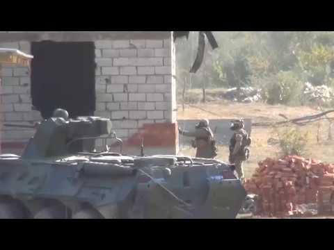 Штурм видео В Хасавюртовском районе Дагестана завершилась спецоперация по ликвидации боевиков.