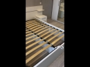 Спальня. Шкаф. Кровать с подъёмным механизмом