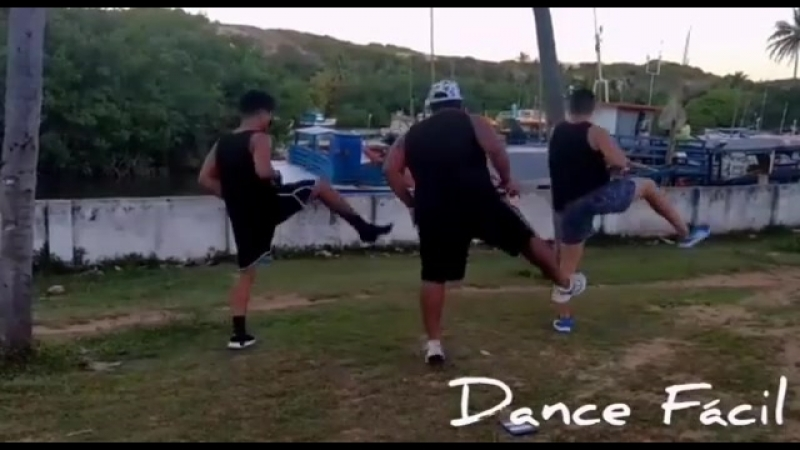 Gordinho dançante