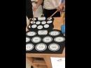 Резиновая настольная барабанная установка 1 - 3000 Рублей