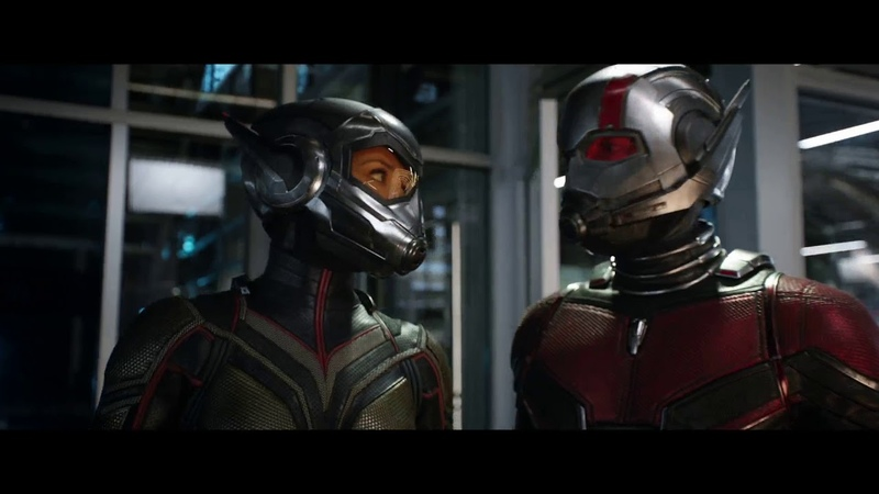 Marvel Studios Ant-Man and The Wasp   Fun TV Spot
