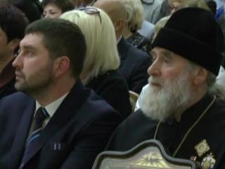 ГТРК ЛНР. Церемония инаугурации Главы ЛНР Игоря Плотницкого. 4 ноября 2014