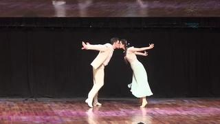 Juan Pablo Bulich, Rocio Garcia Liendo, Final escenario Mundial de Tango 2018