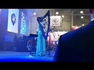 """Наталья О'Шей Хелависа поет на Comic Con Russia 2018 """"Дочь морей"""""""