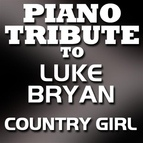 Piano Tribute Players альбом Country Girl (Shake It For Me) [Single]