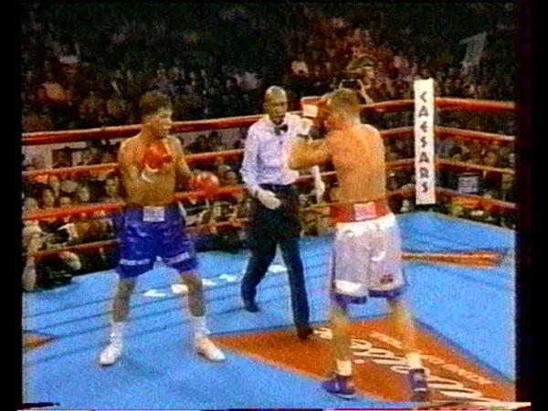 Arturo Gatti vs Micky Ward 2 (Вл.Гендлин ст) Артуро Гатти-Микки Уорд 2