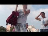Яжемать и яжебатя в скейтпарке Севастополя
