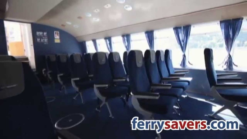 Ferries to Hungary with Mahart Passnave