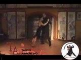 Nancy &amp Fernando - tango argentino - Gotan project