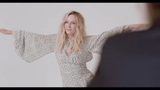 Behind The Scenes Uma Thurman for FitFlop