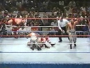 The Bushwhackers vs Nikolai Volkoff Boris Zhukov