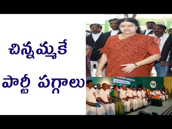 Sasikala appointed AIADMK chief | Party wants Nobel Peace Prize for Jayalalithaa - INFINITE VIEW