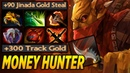 Dread Money Hunter 300 Track GOLD 90 Jinada GOLD Dota 2