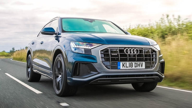 Audi Q8: Road Review - Carfection (4K)