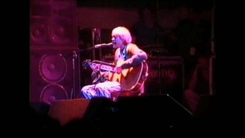 Mudhoney, Kurt Cobain - Castaic Lake Amphitheatre, Castaic 26 сентября 1992 г.
