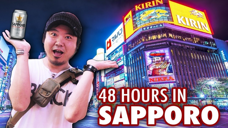 48 Hours in Sapporo | 6 Things to do in Hokkaidos Capital