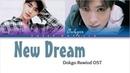 NCT U (Taeil Jaehyun)-New Dream Dokgo Rewind OST [Color Coded Lyrics HAN/ROM/ENG]