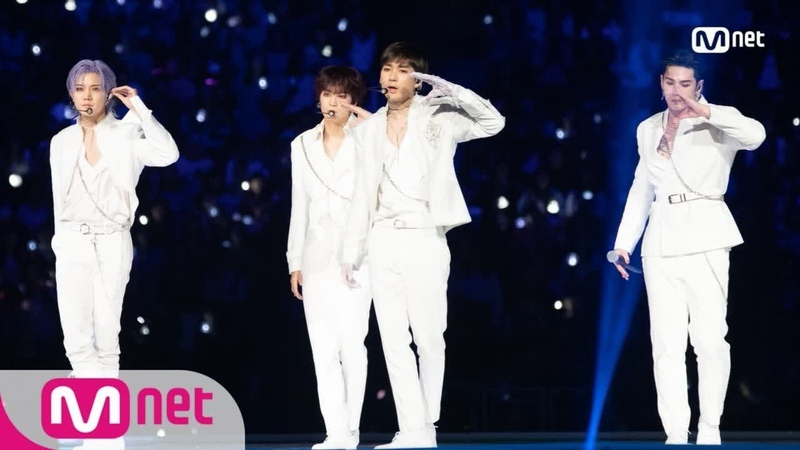 NUEST W_WHERE YOU AT Dejavu│2018 MAMA FANS CHOICE in JAPAN 181212