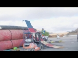 Nitro Circus testing new ramps