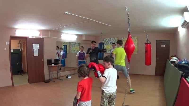 Школа бокса Инфайтер открыта для всех! Для детей и взрослых! Приходите тренеруйтесь!
