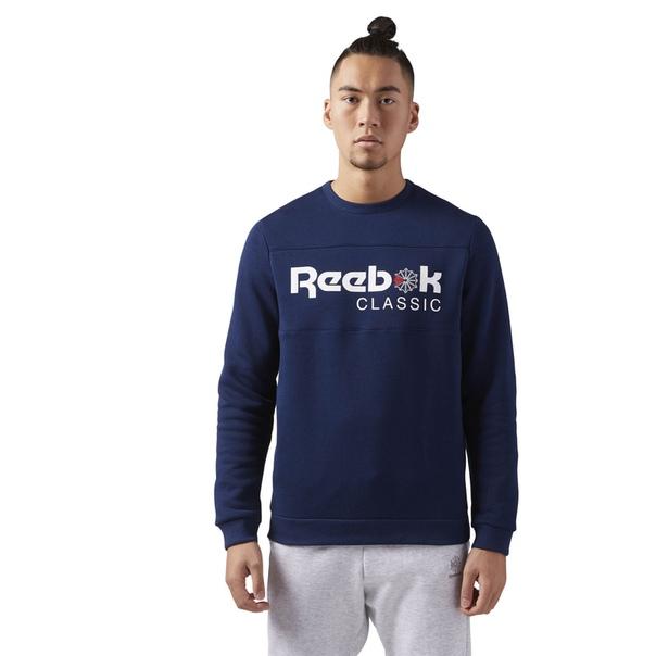 Свитшот Reebok Classics Iconic Crewneck