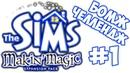 The Sims makin magic | The sims 1 | БОМЖ ЧЕЛЛЕНДЖ 1