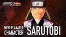 Naruto to Boruto Shinobi Striker PS4 XB1 PC Third Hokage Sarutobi Free Update