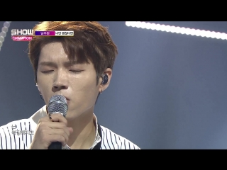 Nam Woohyun - If Only You Are Fine @ Show Champion 180919