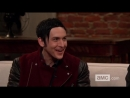 Робин Лорд Тейлор на телешоу «Talking Dead»: Robin Lord Taylor Predicts What's Next Episode 510 Talking Dead - для AMC (2015)