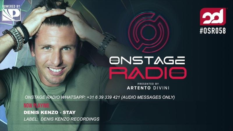 Artento Divini - Onstage Radio 058