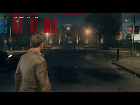 Quantum Break dx12 2k,1440p gameplay rx vega 64 liquid